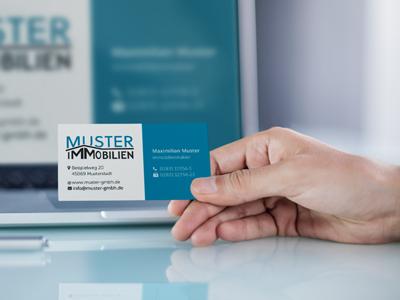 Immobilienmakler Komplettlösung Print Digital Starten Sie