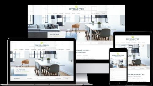 Homepage von EFFER & EFFER Immobilien