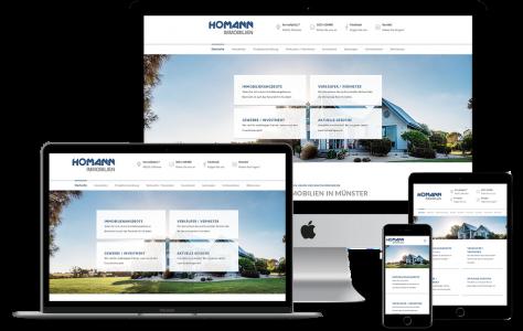 Homann Immobilien Münster