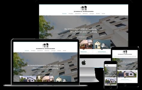 Immobilienmakler Duisburg, Essen und Umgebung