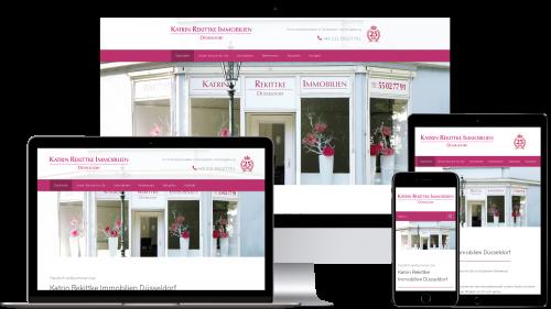 Homepage von Katrin Rekittke Immobilien